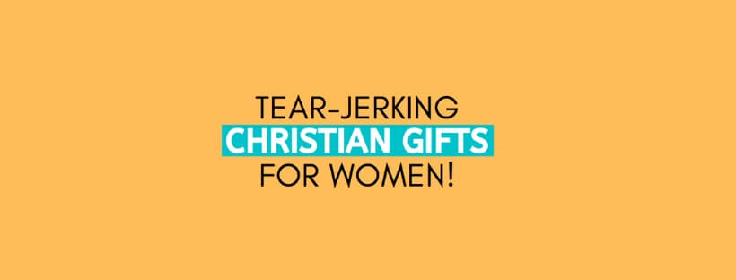 Unique and inspirational gifts for christian women.