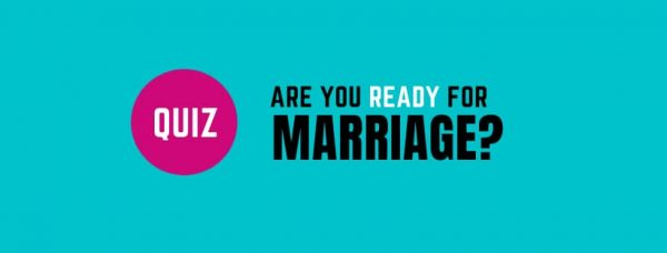Are You Ready to Get Married? Quiz + Prep Tips!