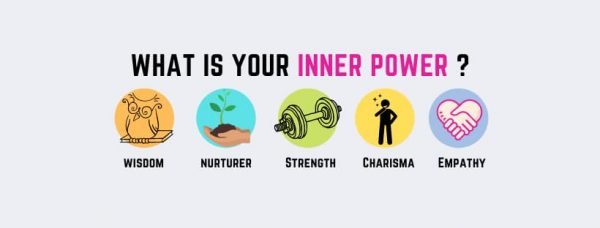 QUIZ: What is your inner POWER?