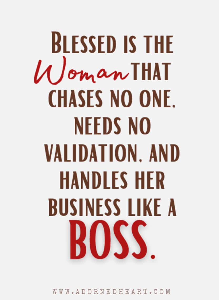 Positive Girl Boss Quotes