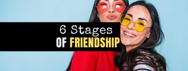 6 Levels of Friendships + Quotes